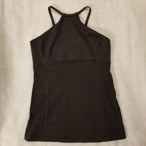 Lululemon Black Tank Top